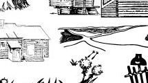 Cabañas y granja