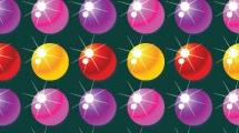 Esferas brillantes