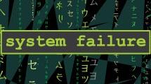 Falla en el sistema