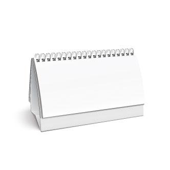 Calendario En Blanco.Vector Gratis De Calendario En Blanco