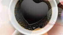 Café corazón