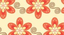 Flores anaranjadas