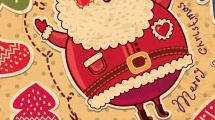 Navidad: Papá Noel vintage