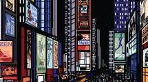 Noche de ciudad