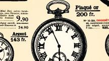 Set con relojes