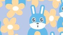 Conejos azules