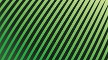 Abstracto en verde