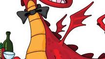 Dragón mozo