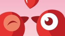 Ilustración para valentines