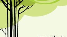 Tarjeta con árbol