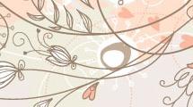Fantasía con flores