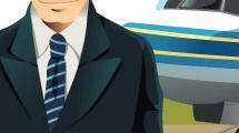 Profesiones: piloto de avión