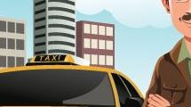 Profesiones: taxista