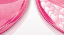 Cajitas de corazones