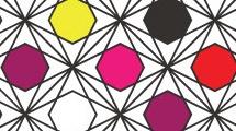 Diseño decorativo geométrico