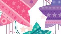 Estrellas decorativas