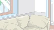 Living con ventanales