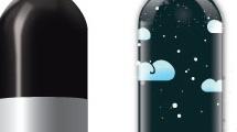 Etiquetas para vinos