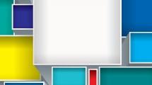 Marcos multicolores
