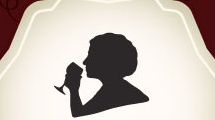 Carta de vinos clásica