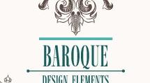 Elementos de diseño barroco