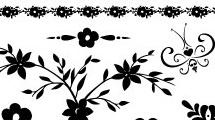 Líneas florales
