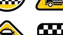Señales de tránsito: taxis