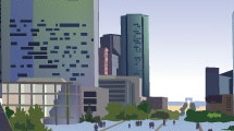Ciudad habitada