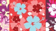 Fondos con flores de primavera