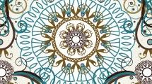 Mosaico radial