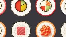 Alimentos: sushi