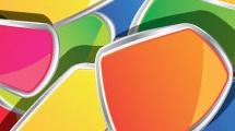 Diseño multicolor