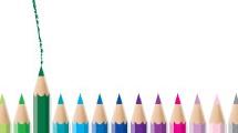 Lápices y color