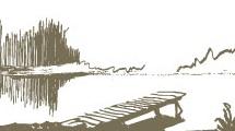 Orilla del lago