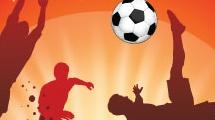 Póster de fútbol
