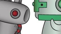 Robots amorosos