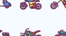 Set con motos