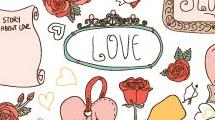 Set romántico