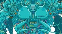 Robot electrónico