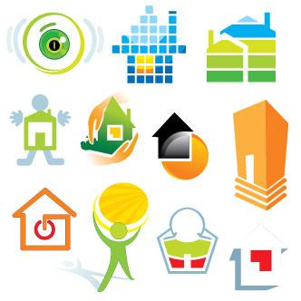 vector gratis de bienes raíces - Bienes Inmuebles Dibujos