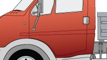 Camión de caja plana