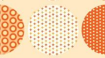 Círculos texturados