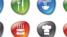 Iconos opacos 3d