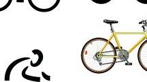 Iconos y bicicletas