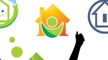 Logos sobre el hogar