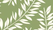 Ramas con hojas