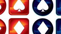 Símbolos del poker