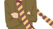 Muchacho con bufanda