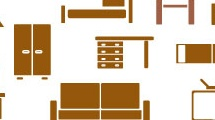 Set con muebles