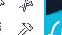 15 iconos sobre construcción